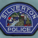 Silverton Oregon Police Patch