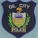 Oil City Pennsylvania Police Patch
