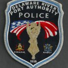 Delaware River Port Authority Pennsylvania Police Patch
