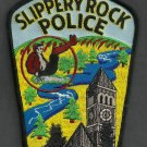 Slippery Rock Pennsylvania Police Patch