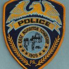 East Norriton Township Pennsylvania Police Patch