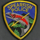 Spearfish South Dakota Police Patch
