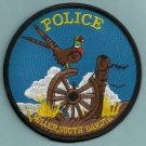 Miller South Dakota Police Patch
