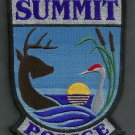 Summit Wisconsin Police Patch