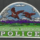 Ridgefield Washington Police Patch