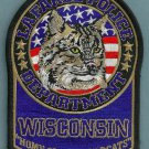 La Farge Wisconsin Police Patch