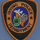 Irving Texas Police Patch