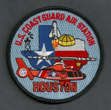 United states coast guard houston texas air station patch for Michaels craft store rancho san diego