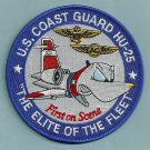 United States Coast Guard HU-25 Aircraft Patch