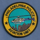 Philadelphia Pennsylvania Police Helicopter Air Unit Patch