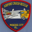 Panama City Regional Airport Fire Rescue Crash Patch ARFF