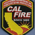 CAL Fire California Forestry & Fire Protection Patch
