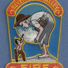Neverland Valley California Fire Patch Michael Jackson!
