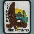 Butte County California CDF Regional Fire Center Patch