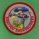Siskiyou National Forest USFS Rappel Crew Fire Patch