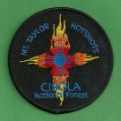 Cibola National Forest USFS BLM Hot Shot Crew Fire Patch