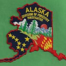 Alaska Division of Forestry Wildland Firefighter Fire Patch