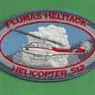 Plumas National Forest USFS Helitack Crew Fire Patch