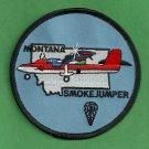 Montana USFS BLM Smoke Jumper Fire Patch