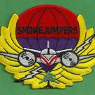 Missoula Montana USFS BLM Smoke Jumper Fire Patch