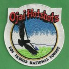 Los Padres National Forest Ojai USFS Hot Shot Crew Fire Patch