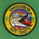Vandenberg California USFS Fire Crew Patch