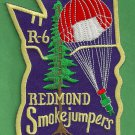 Redmond Oregon USFS BLM Smoke Jumper Fire Patch