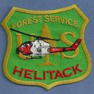 U.S. Forest Service Helitack Fire Patch