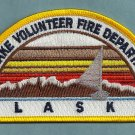 Big Lake Alaska Fire Rescue Patch