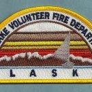 Big Lake Alaska Fire Rescue Patch