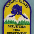 Klehini Valley Alaska Fire Rescue Patch