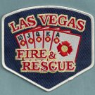 Las Vegas Nevada Fire Patch