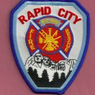 Rapid City South Dakota Fire Patch Mount Rushmore