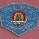 Wendover Municipal Airport Fire Rescue Patch ARFF
