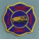 Medford Regional Airport Fire Rescue Patch ARFF