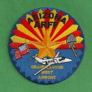 Grand Canyon West Municipal Airport Fire Rescue Patch ARFF