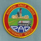 NASA Kennedy Space Center Astronaut Rescue Fire Patch