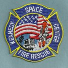 NASA Kennedy Space Center Florida Fire Rescue Patch
