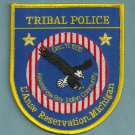 L'Anse Reservation Michigan Tribal Police Patch