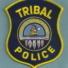 Grand Traverse Michigan Tribal Police Patch