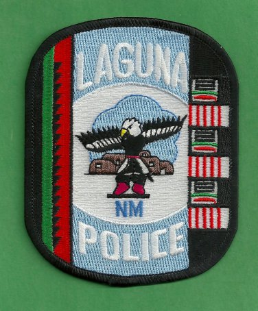 Pueblo of Laguna New Mexico Tribal Police Patch