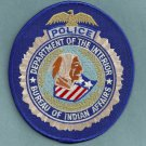 Bureau of Indian Affairs Police Patch
