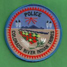 Colorado River Arizona Tribal Police Patch