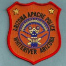 White River Apache Arizona Tribal Police Patch