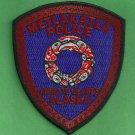 Metlakatla Alaska Tribal Police Patch