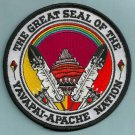 Yavapai Apache Arizona Tribal Seal Patch