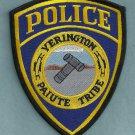 Yerington Paiute Nevada Tribal Police Patch