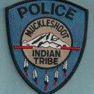 Muckleshoot Washington Tribal Police Patch