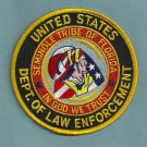 Seminole Florida Tribal Police Patch