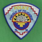 Pueblo of Pojoaque New Mexico Tribal Police Patch